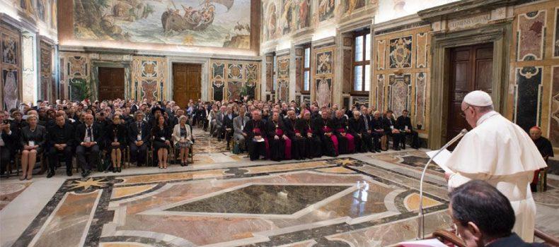 El Papa recuerda la calidad ética y espiritual de la vida en todas sus fases