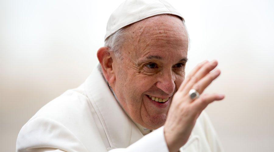 Papa Francisco recibió en audiencia a vicepresidente de EE.UU. Mike Pence
