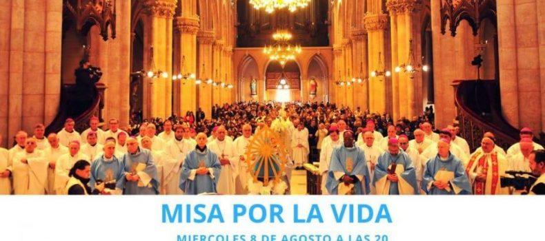 Convocan Misa por la Vida el día de la votación del proyecto del aborto en Argentina