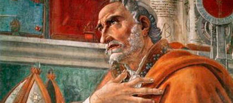 7 datos que debes conocer sobre San Agustín de Hipona