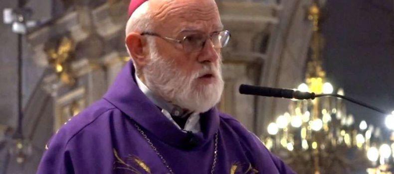 Mons. Aós pide al Papa Francisco obispos auxiliares para Santiago de Chile